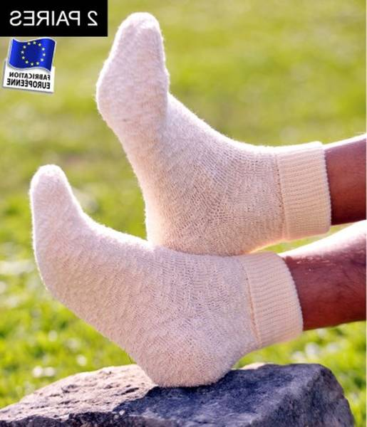 chaussettes magasin bio