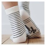 Meilleures Chaussettes hautes bio : chaussettes bio made in france Tendance