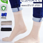 Meilleures Chaussettes bio made in france / chaussettes hautes bio 2020