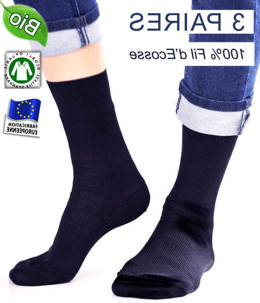 chaussette bio made in france